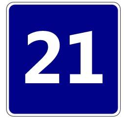 21. Geburtstag