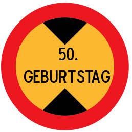50. Geburtstag Frauen