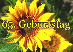 Geburtstagslied Zum 65 Geburtstag Happy Birthday To You