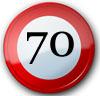 Geburtstagssprüche zum 70. Geburtstag