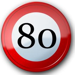80. Geburtstag Sprüche