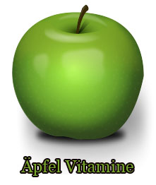 �pfel Vitamine