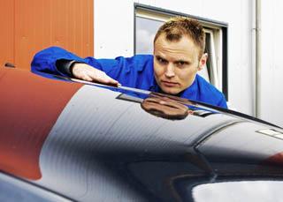 Auto Lackpflege