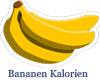Kalorien von Bananen