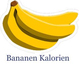Bananen Kalorien