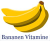 Vitamine in Bananen