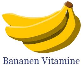 Banenen Vitamine