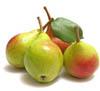 Gewicht von Birnen