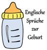Englische Babysprüche