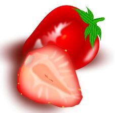 Erdbeeren Erntezeit