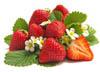 Kalorien in Erdbeeren