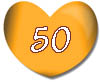 Glückwünsche zum 50. Hochzeitstag