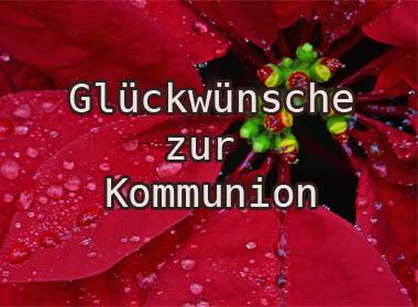 heilige erstkommunion wünsche