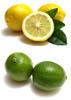 Unterschied Zitrone Limette