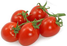 Tomaten sind gesund
